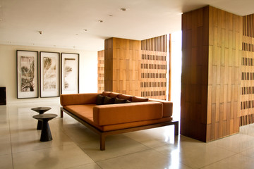 hotel chedi resting room