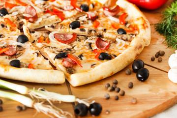 Supreme Pizza