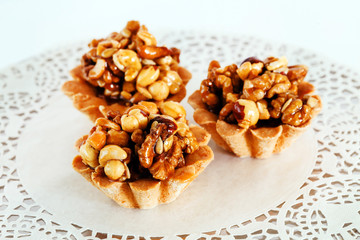 nuts tarts