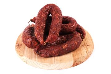 Chouriças Tradicionais Portuguesas