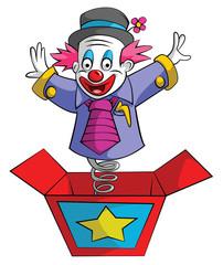Clown Box