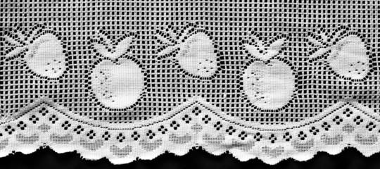 Fruit lacework