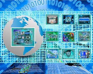 binary network
