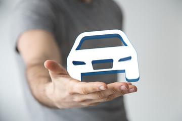 hold car