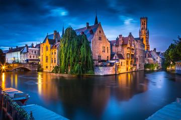 Foto op Aluminium Brugge Bruges