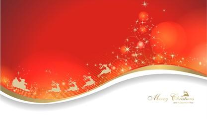 edler weihnachtlicher Hintergrund