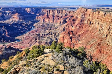 Grand Canyon National Park, Arizona - Navajo Point view