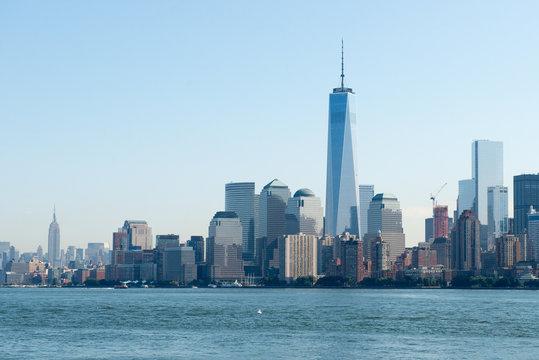 Une sortie à New York