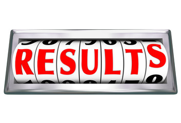 Results Word Outcome Measuring Productivity Efficiency