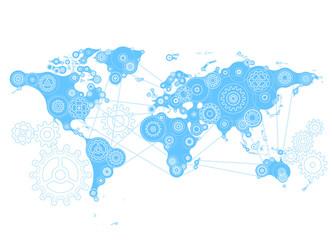World mechanism