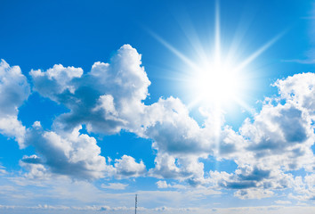 Sunshine Outdoor Sky Beauty