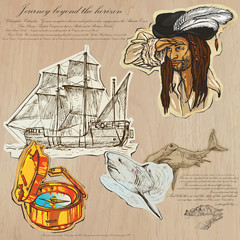 Pirates - Journey beyond the Horizon
