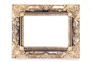 Antiques wooden frame