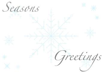 Snowflake Greetings