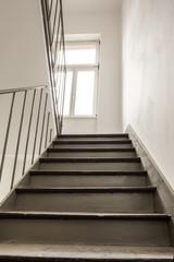 alte Treppe Treppenhaus