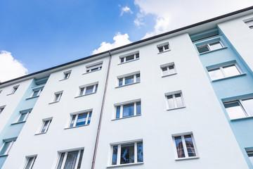 Wohnhaus - Gebäude in Deutschland