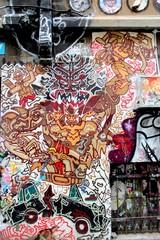 L.A street, Melbourne