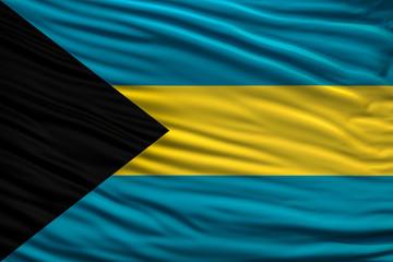 flag of Bahamas