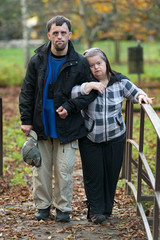 couple with down syndrome