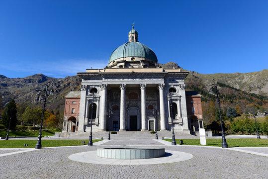 Santuario di Oropa - Biella - Piemonte