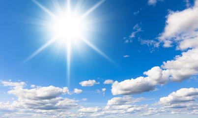 Blue Heavens Skies Above