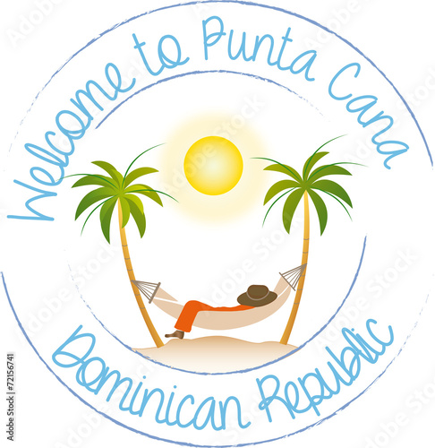 welcome to punta cana stock image and royalty free vector files on