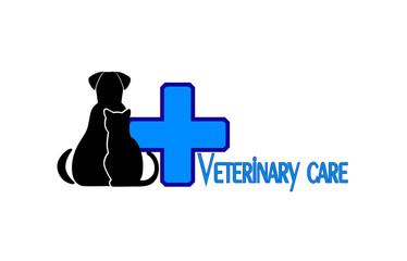 pet symbol of veterinary medicine