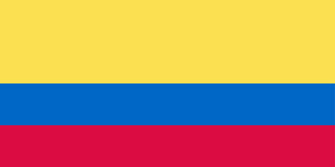 Civil flag of Ecuador