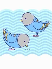 illustration pigeon vector
