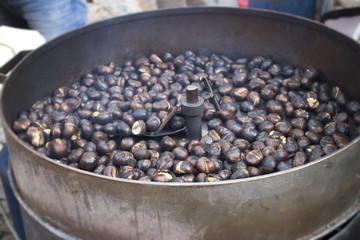 Castagne arrostite