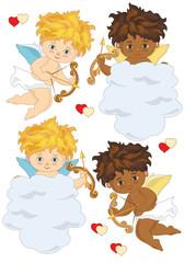 Four Cupids
