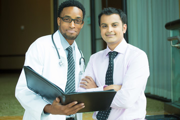Helpful healthcare professionals