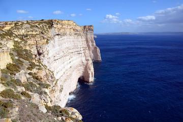 Sanap Cliffs, Munxar (Malta)