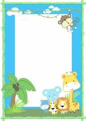 baby animals safari