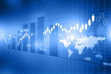 Stock Market Graph..