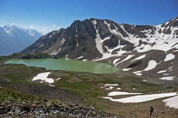 Горные озера Кавказа