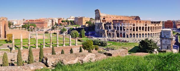 Deurstickers Rome Colosseum, Rome