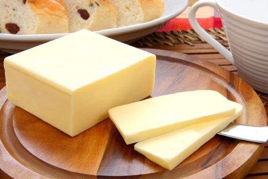 バター パン 朝食