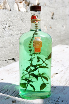 Bottle of bitters