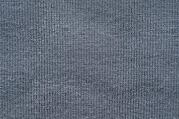 texture from a soft knitted fabric of silver color