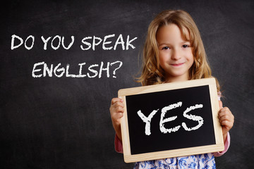 Do you speak English? - Yes