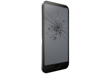 Generic Cracked Smart Phone