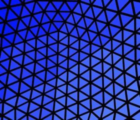 三角形の集合の背景