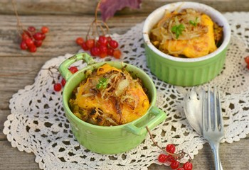 vegetables and meat casserole