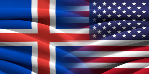 USA and Iceland.