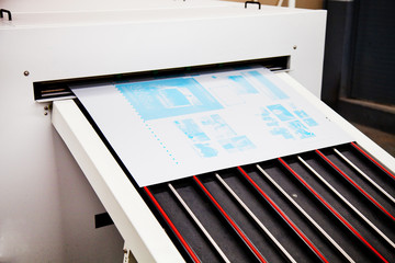 Print industry production