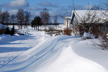 Winter in Otterbäcken