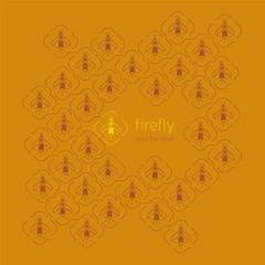 Pattern firefly