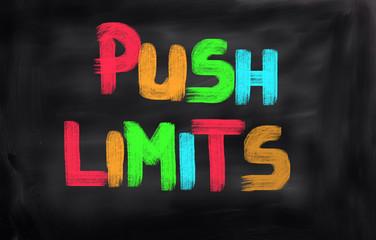 Push Limits Concept