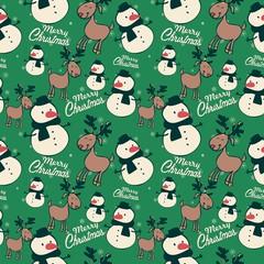 Beautiful pattern for Christmas